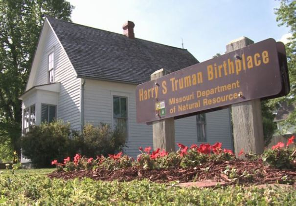 President Truman Birthplace