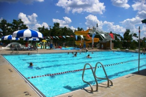 Lamar Missouri Aquatic Park Swimming Pool