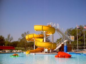Lamar Missouri Water Slide